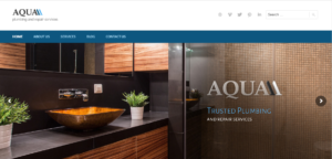AIT šablona Aqua