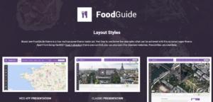 AIT šablona Foodguide