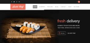 AIT šablona Sushi